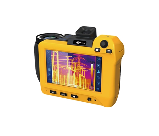 HW-T300/HW-T600 便携式智能红外热成像仪
